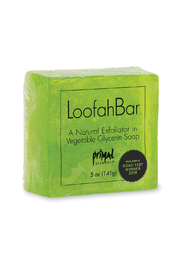 Primal Elements LOOFAH BAR SOAP JUICY KIWI - Front cropped