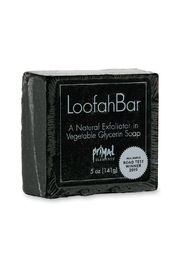 Primal Elements LOOFAH BAR SOAP SMOKEY VETIVER - Front cropped