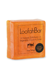 Primal Elements LOOFAH BAR SOAP SUNRISE SUNSET - Front cropped
