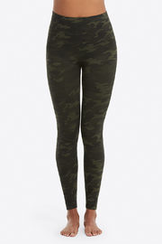 Spanx Look At Me Now Seamless Camo Leggings - Other
