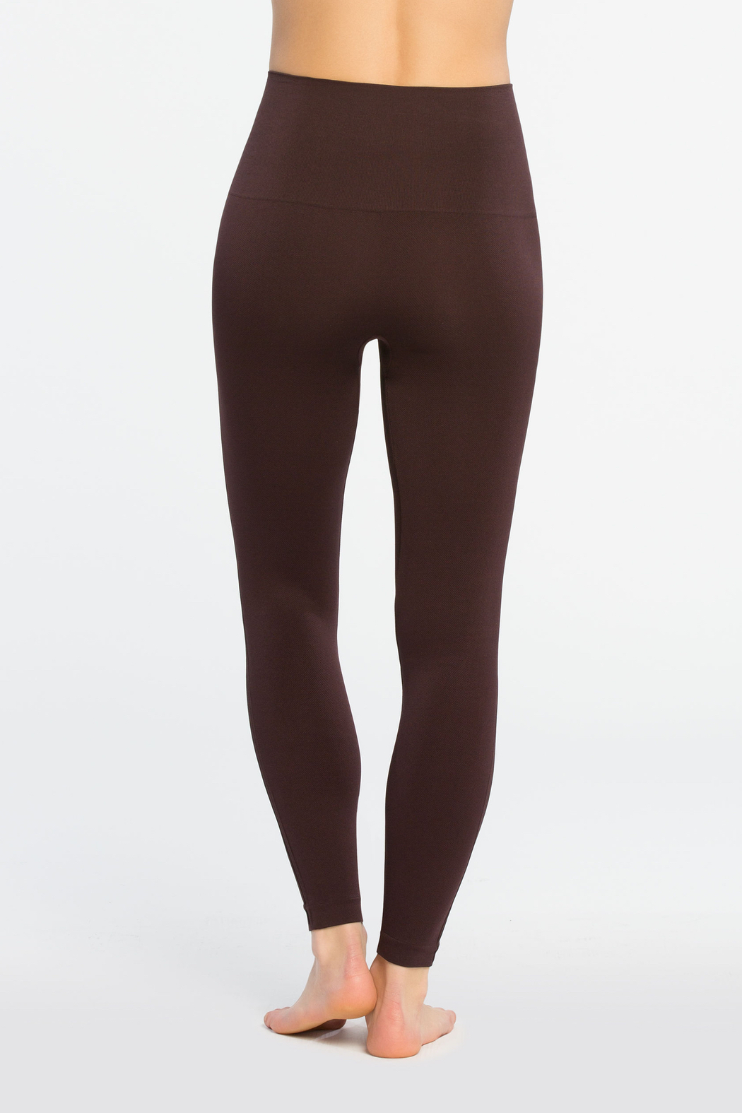 Spanx Look At Me Now Seamless Leggings - Side Cropped Image
