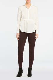 Spanx Look At Me Now Seamless Leggings - Back cropped