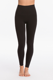 Spanx Look At Me Now Seamless Leggings - Front full body