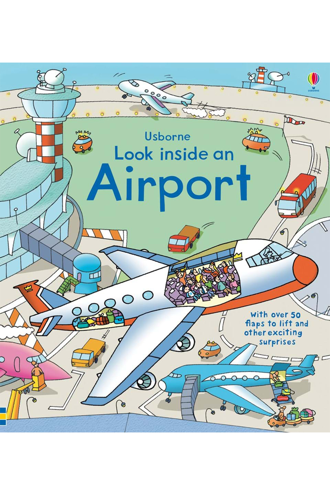 Usborne Look Inside An Airport - Main Image