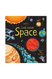 Usborne Look Inside Space - Product Mini Image