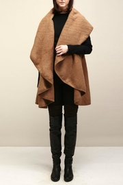 Look by M One Tone Shawl Vest - Product Mini Image