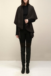 Look by M Basic Shawl Vest - Product Mini Image
