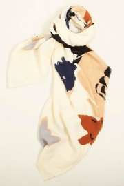 Look by M Blossom Square Scarf - Product Mini Image