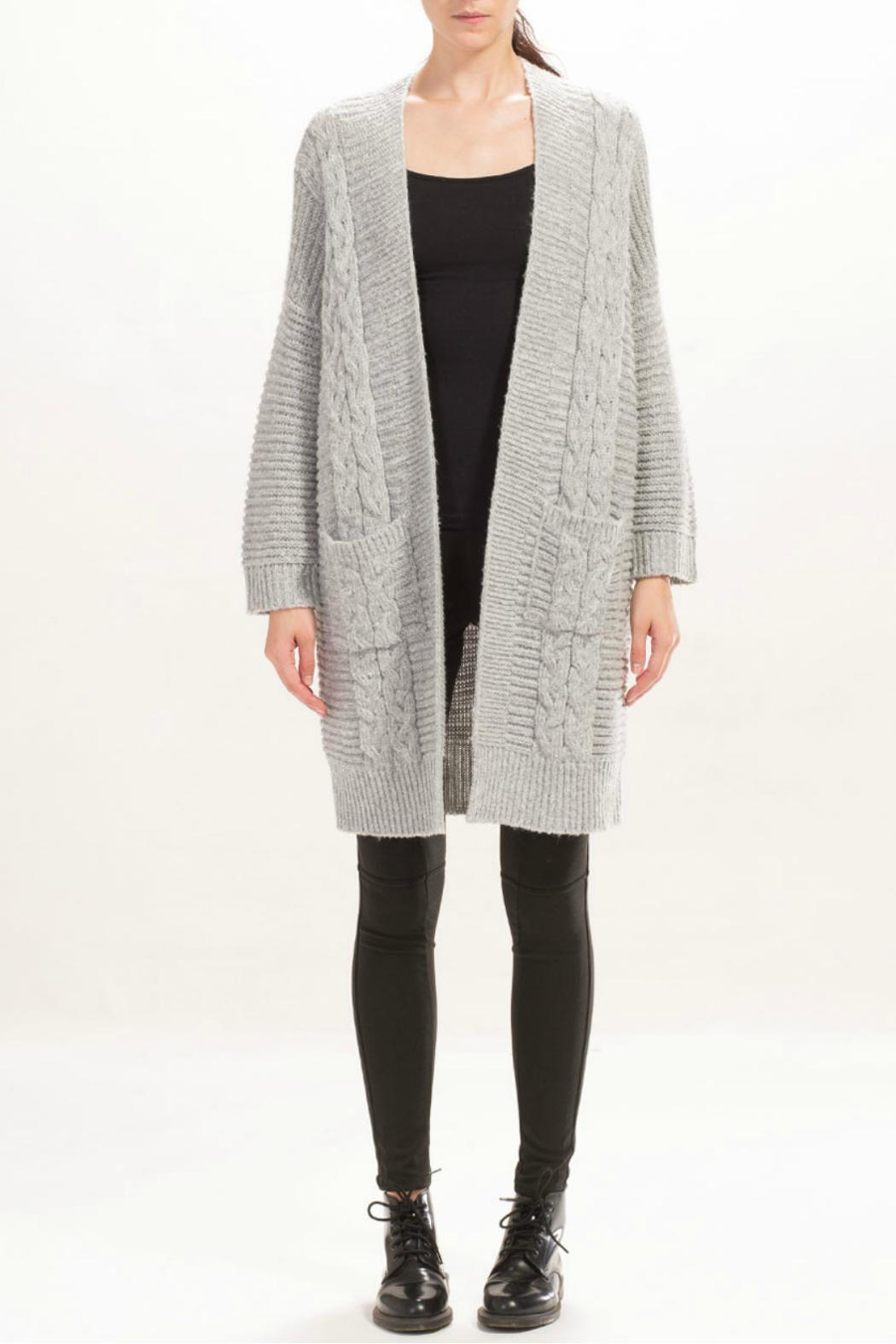 Look by M Cable Knit Long Sweater from New Jersey by Locust Whimsy ...