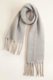 Look by M Chunky Fringe Scarf - Product Mini Image