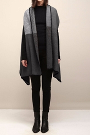 Look by M Colorblock Scarf Vest - Product Mini Image