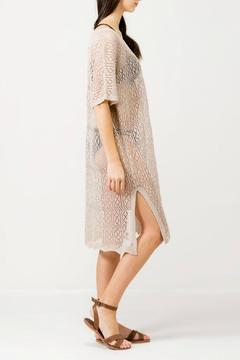 Look by M Diamond Lace Cover-Up - Alternate List Image
