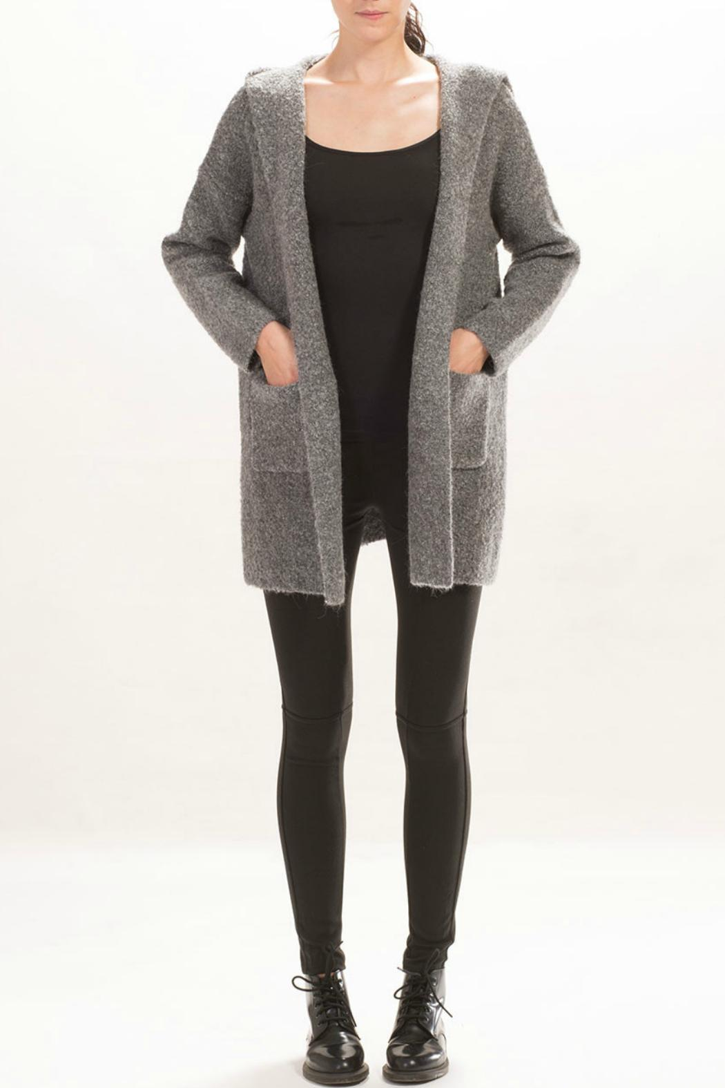 Look by M Hooded Knit Cardigan from New Jersey by Locust Whimsy ...
