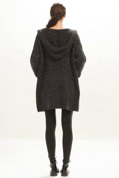Shoptiques Product: Hooded Knit Cardigan