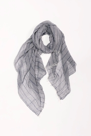Look by M Long Striped Scarf - Product Mini Image