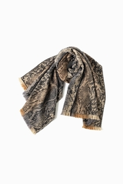 Look by M Plush Python Scarf - Product Mini Image