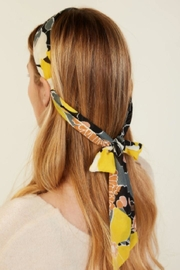Look by M Retro Headband Scarf - Side cropped