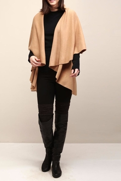 Look by M Selena Shawl Vest - Product List Image