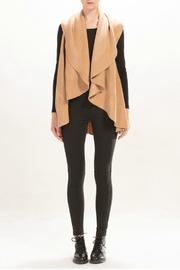 Look by M Shawl Vest Poncho - Product Mini Image