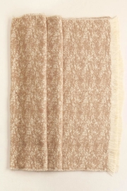 Look by M Simple Heather Scarf - Front full body