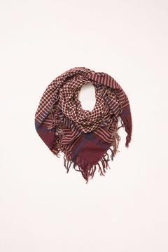 Shoptiques Product: Urban Houndstooth Scarf