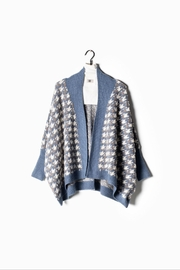 Look by M Woven Boxy Cardigan - Product Mini Image