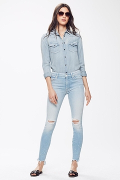 Mother Looker Ankle Jean - Product List Image
