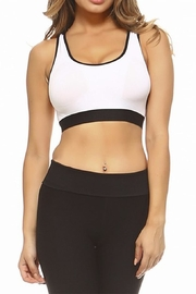 Yelete Loop Back Sportsbra - Product Mini Image