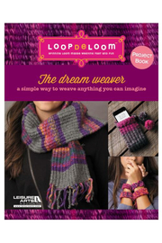 Ann Williams Group Loopdeloom Dream Weaver Project Book - Product Mini Image