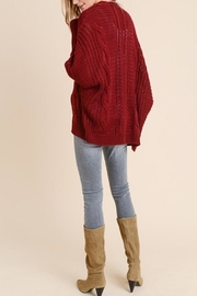 Apricot Lane Loose Fit Cardi - Front full body