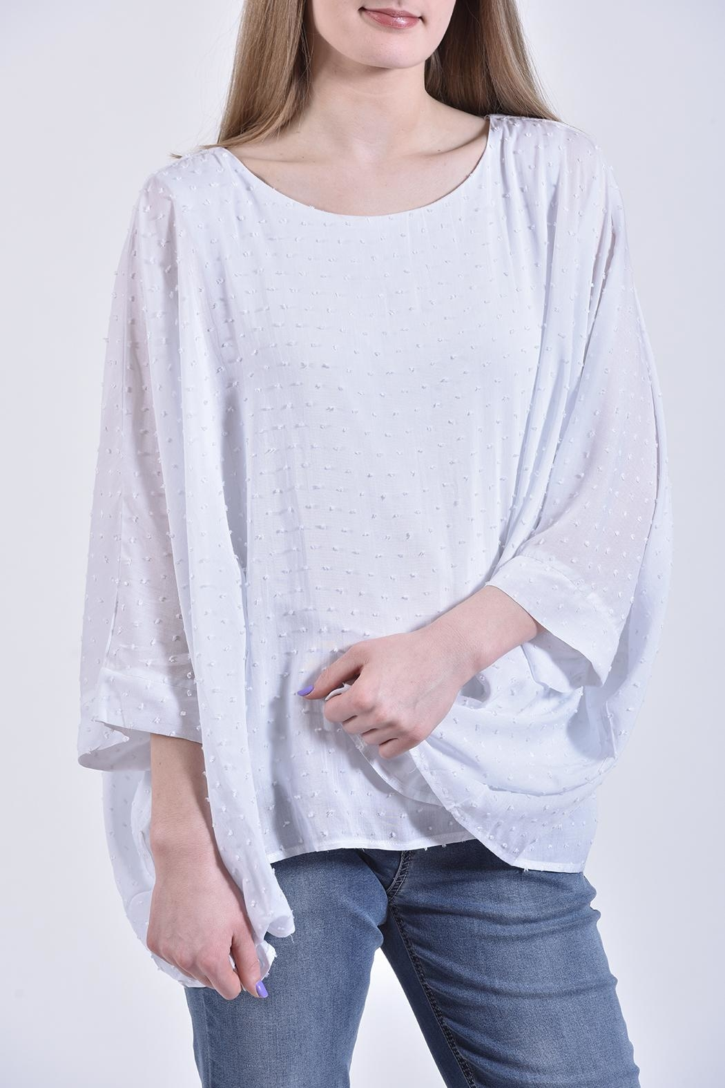 Ethyl Loose Fit Shirt - Front Cropped Image