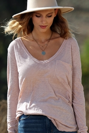 Wanna B Loose Fit Top - Front full body
