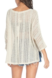 Anama Loose Knit Sweater - Side cropped