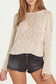Billabong Loose Knit Sweater - Product Mini Image