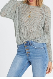 Billabong Loose Knit Sweater - Front full body