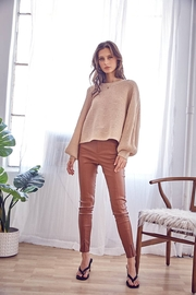 Idem Ditto  Loose Natural Fit Sweater - Natural - Other