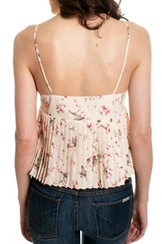 Orb Lorelle Pleated Cami - Side cropped
