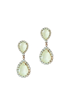 Shoptiques Product: Mint Abba Earring