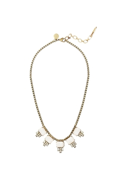 Shoptiques Product: White Alex Necklace