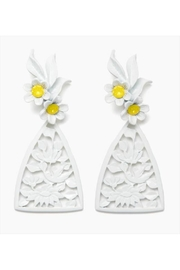 Loren Hope Fern Statement Earring - Product Mini Image