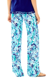 Lilly Pulitzer Lorena Palazzo Pant - Front full body