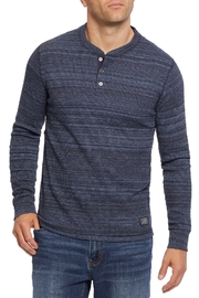 Flag & Anthem Lorentz Mens Thermal Henley - Product Mini Image