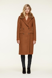 Soia & Kyo Lorenza-R Wool Coat - Product Mini Image