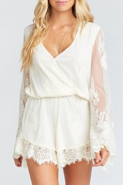 Show Me Your Mumu Loretta Romper - Product Mini Image