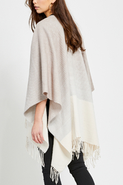 Gentle Fawn Loretto Knot Kimono Shawl - Front full body