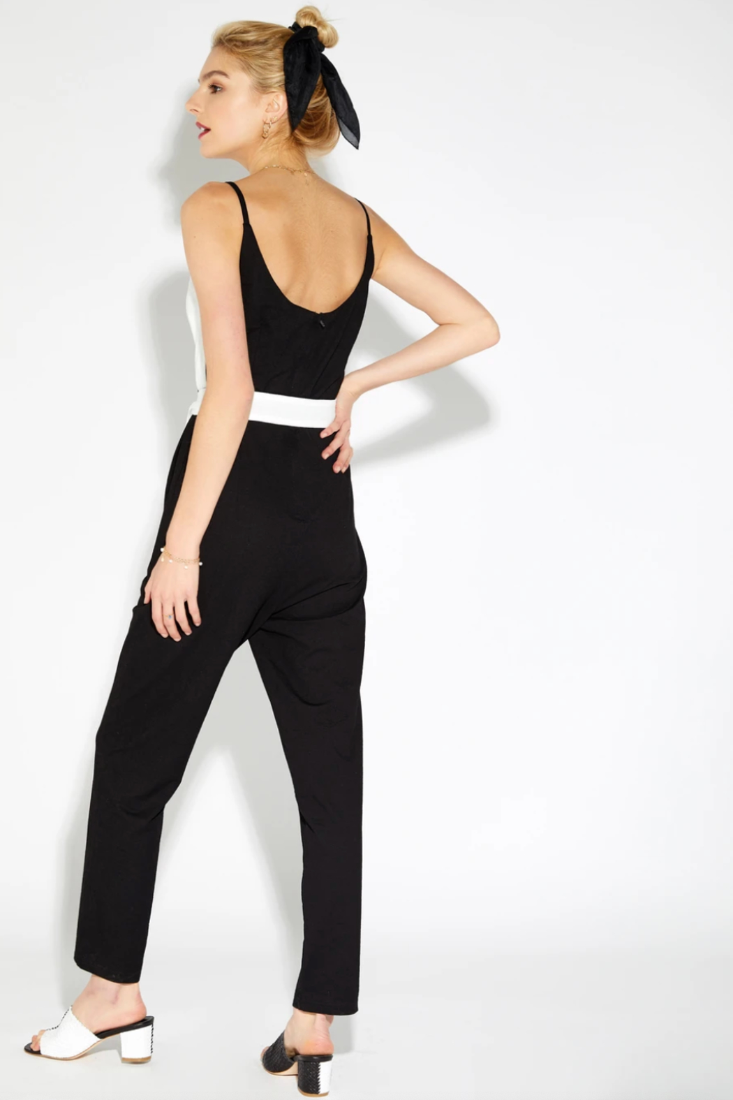 Callahan Lori Jumpsuit - Side Cropped Image
