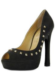 Loriblu Grey Studded Pump - Product Mini Image