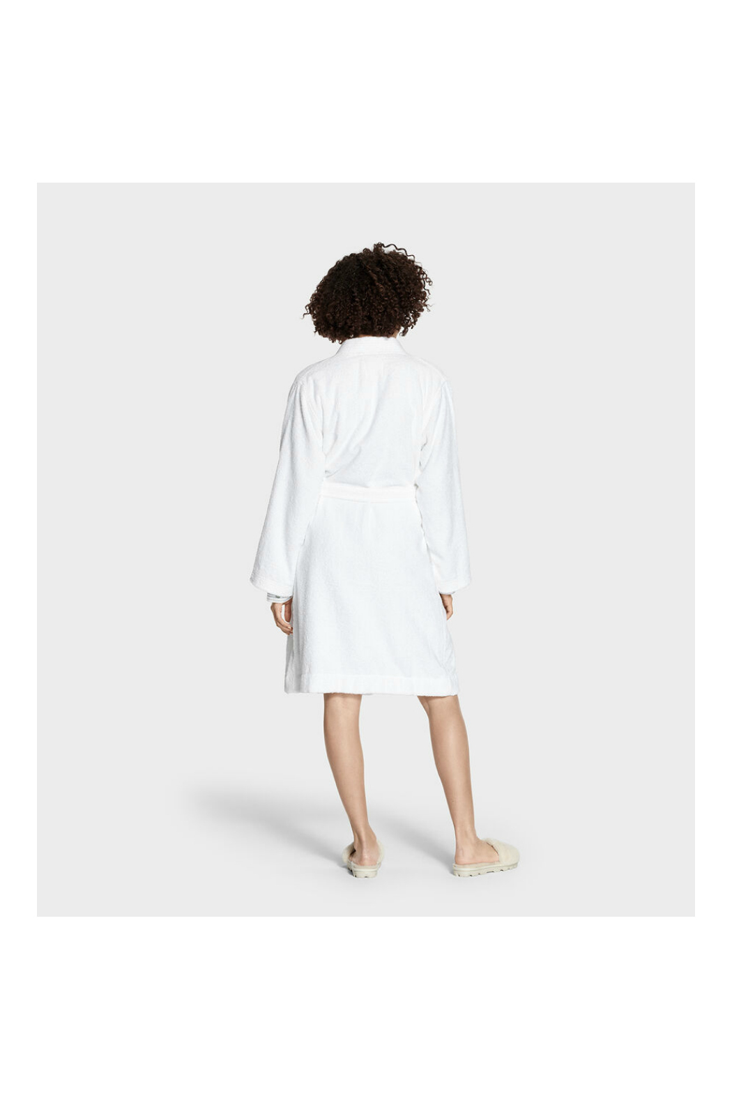Ugg LORIE TERRY ROBE - Back Cropped Image