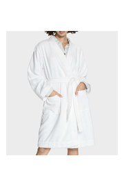Ugg LORIE TERRY ROBE - Front cropped