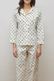 The Birds Nest LORIENT LONG PJ SET - Product Mini Image